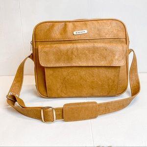 Vintage Samsonite Córdoba Travel Shoulder Tote Bag